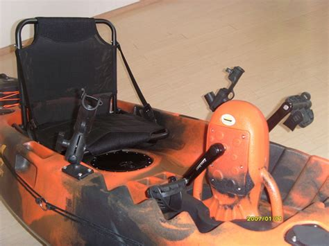Kayak Boats Foot Pedal by Single Foot Pedal Kayak Free Fishing Boatpedal Boat