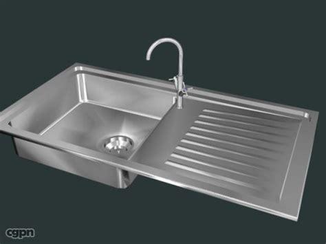 Kitchen Sink 3d Model Cgstudio