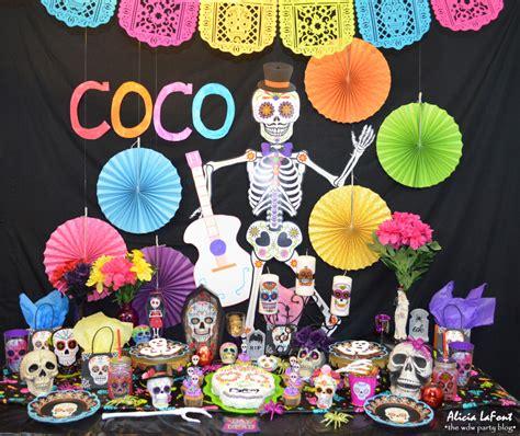 decoracion coco fiesta tem 225 tica de coco disney con las mejores ideas para