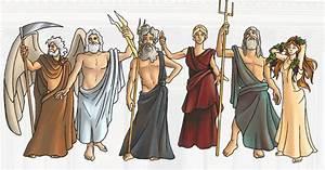 BGS Class 3D: Roman Gods