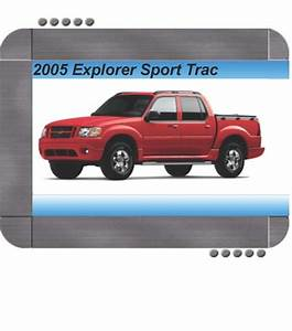 Ford Explorer Sport Trac 2005 Factory Service  U0026 Shop
