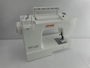 Janome Hd1000 Mechanical Sewing Machine Review