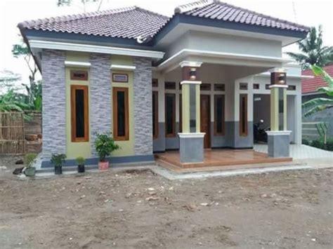 lingkar warna  foto rumah minimalis ala indonesia