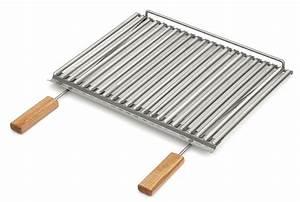 Grille Barbecue 60 X 40 : grillrost edelstahl 60 x 45 cm f r sunday grillkamin kaufen ~ Dailycaller-alerts.com Idées de Décoration