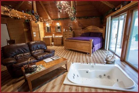 cabins  brown county indiana  hot tubs home