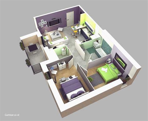 desain  dimensi rumah minimalis terunik tech desain