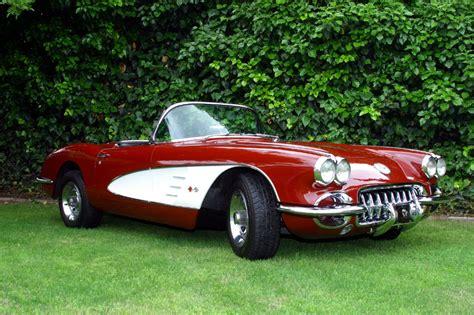 Classic Cars 1960 Chevrolet Corvette