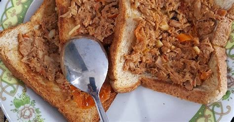 resep roti gandum tuna enak  sederhana ala rumahan