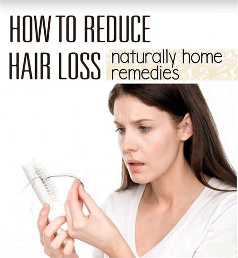Reduce Hair Loss  Home, Hair And Hair Loss