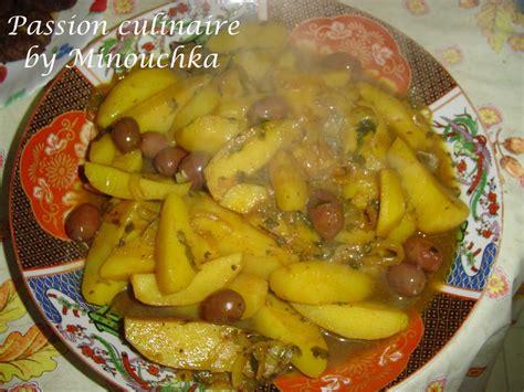 cuisine marocaine tajine la cuisine marocaine tajine poulet citron