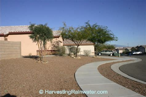 Gravel Yard by Rainwater Harvesting For Drylands And Beyond By Brad