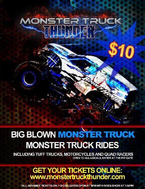 victorville monster truck show monster truck thunder tickets