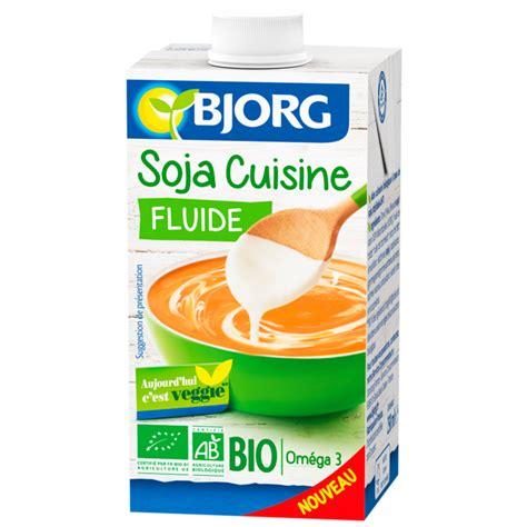 soja cuisine bjorg lait frais crème beurre oeufs et tofu la vie
