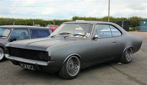 Opel Coupe by Opel Rekord Coupe 1970 Classiccars