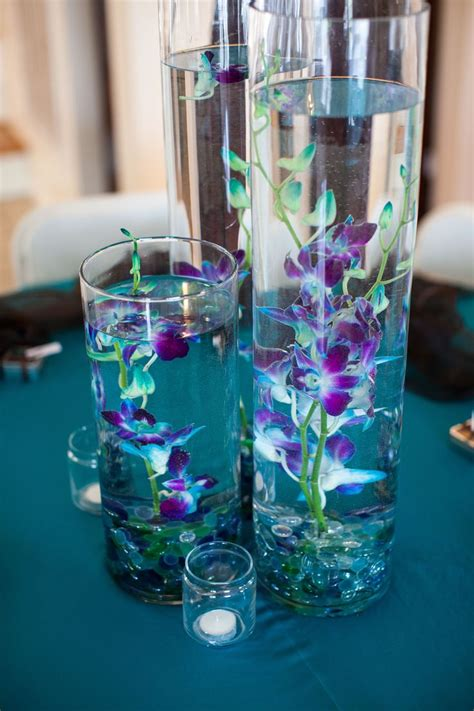 Best 25 Blue Orchid Centerpieces Ideas On Pinterest