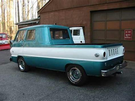 Dodge Small Truck by Custom Dodge A108 Vintage Vans Trucks