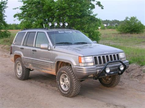 jeep grand cherokee kc lights zjmike 1997 jeep grand cherokee specs photos