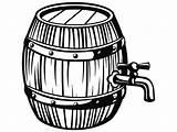 Barrel Keg Clipart Tap Wine Wooden Beer Drawing Pub Bar Svg Vector Tavern Brewing Drink Clipartmag Webstockreview Letter Luxury sketch template