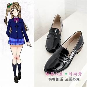 Online Buy Wholesale anime school shoes cosplay from China ...