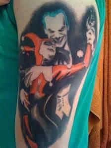 Harley Quinn Joker Tattoo Designs