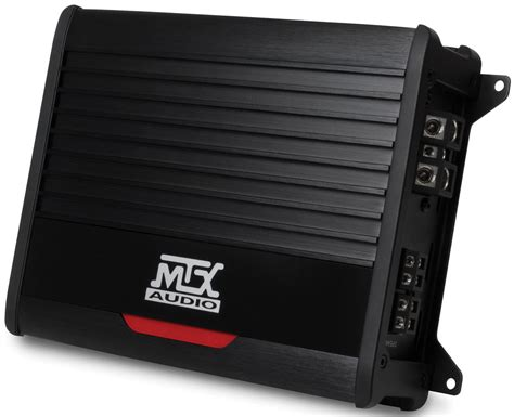 Thunder Series 500-watt Rms Class D Mono Block Amplifier