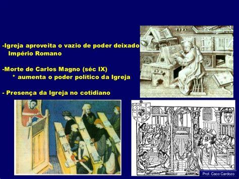 feudalismo e igreja