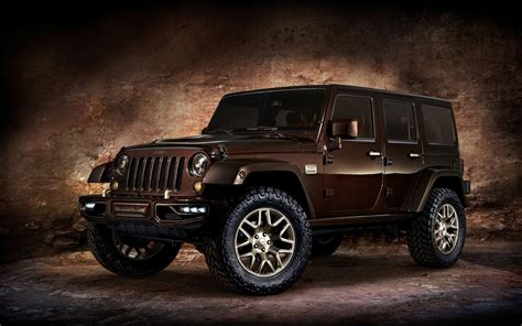 jeep wrangler sundancer concept wallpaper hd car