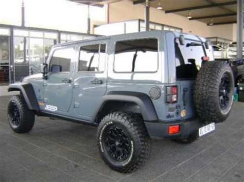 jeep wrangler unlimited  rubicon auto  sale  auto trader south africa youtube