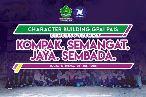 outbound character building gpai pais sleman