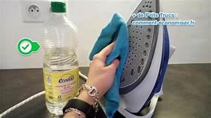 Nettoyer Semelle Fer à Repasser : fer repasser entartr utilisez du vinaigre blanc pour ~ Dailycaller-alerts.com Idées de Décoration