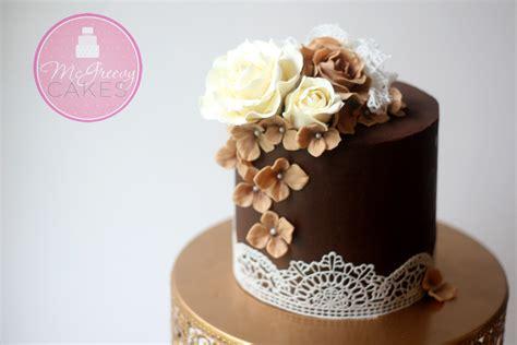 ganache  cake  sharp edges mcgreevy cakes