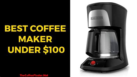 There are loads of automatic drip coffee makers on the market with loads of different features. Best Coffee Maker Under $100 - Reviews & Buyer's Guide