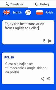 free polish english polish translator and online polish With translate polish document to english