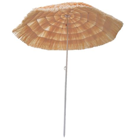 5 outdoor thatched hula patio tiki hawaii umbrella