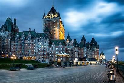 Quebec Canada Cityscape Qc Wallpapers Wallhaven Cc
