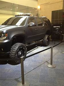Dark Of The Moon Vehicles On Display At Gm Renaissance Center - Transformers News