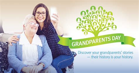 grandparents day community services department