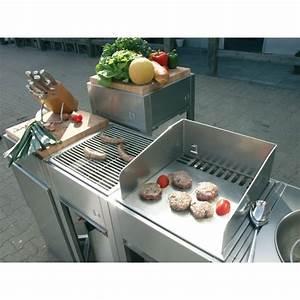 Barbecue Gaz Et Charbon : barbecue charbon et plancha gaz ~ Dailycaller-alerts.com Idées de Décoration