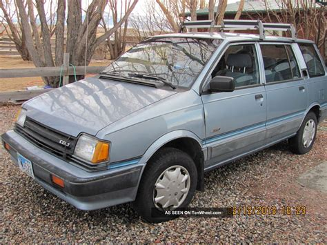auto air conditioning service 1993 plymouth colt navigation system 1989 dodge colt vista wagon 4wd four wheel drive