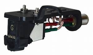 Lp Gear Grado Blue1 Set Cartridge Premounted With Headshell