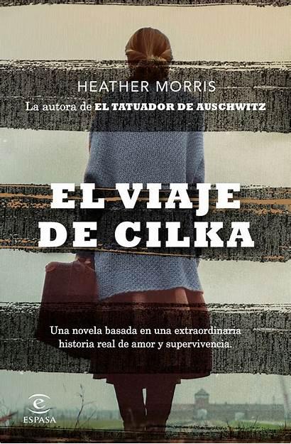 Viaje Cilka Librotea Morris Heather