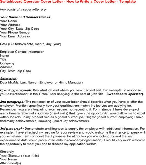 Telephone Operator Description Duties by Hospital Pbx Operator Description Switchboard Operator Cover Letter