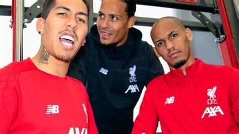 Liverpool secure AXA training kit deal - SportsPro Media