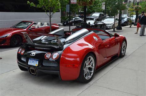 2012 Bugatti Veyron Grand Sport Stock # 95052 For Sale