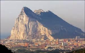 The Rock of Gibraltar Gibraltar