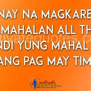 INSPIRATIONAL QUOTES ABOUT LIFE LESSONS TAGALOG image ...