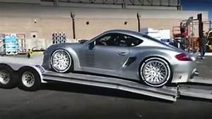 Porsche Cayman Tuning Teile : tuning porsche cayman 987c mit pandem widebody kit ~ Jslefanu.com Haus und Dekorationen