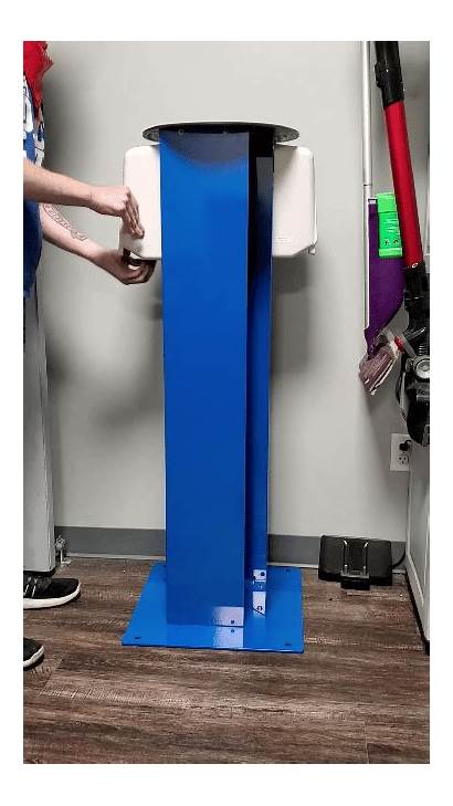Sani Stand Sanitizer Station Personal Protective Equipment