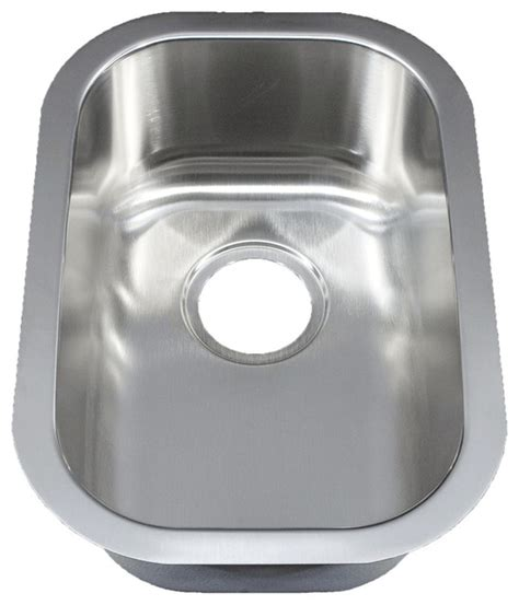 small undermount kitchen sink 12 quot ellis stainless steel undermount kitchen sink small