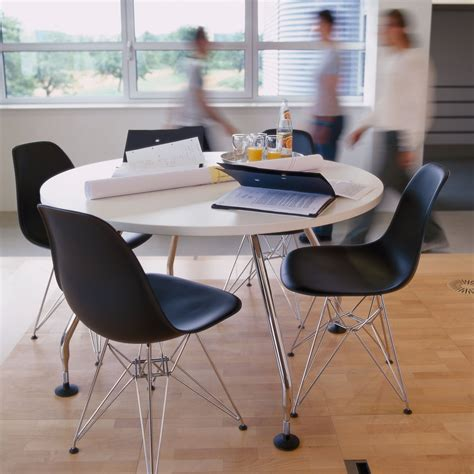 herman miller office vitra dsr eames plastic side chair in our shop